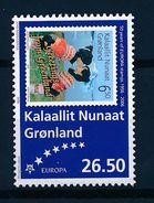 Groenland - 50th ANN. EUROPA-CEPT - 1 Val Neufs // Mnh - 2006
