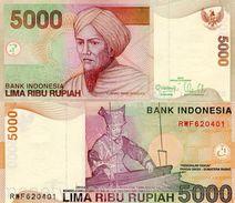 Indonesia - 5000 Rupees 2001 - 15 UNC - Indonésie