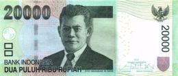 Indonesia - 20000 Rupees 2015 UNC - Indonésie