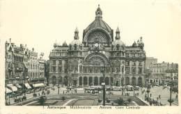 ANTWERPEN - Middenstatie - Antwerpen