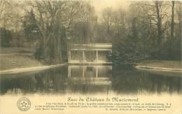 Parc Du Château De MARIEMONT - Une Vue Dans Le Haut Du Parc - Morlanwelz