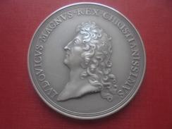 Médaille. Lodovicus Magnus Rex Christianissimus. Au Gré De Mon Soleil. - Francia
