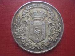 Médaille. Société D'Agriculture De L'Arr De Boulogne Sur Mer. - Francia