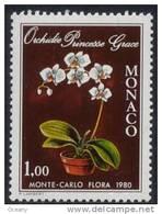 Monaco - Orchidées 1199 ** - Orchidées