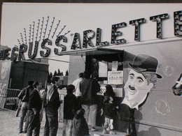 CIRQUE ARLETTE GRUSS - CAISSE - LORIENT(56) - MAI 1987 - 300 EX. / ETAT NEUF - Lorient