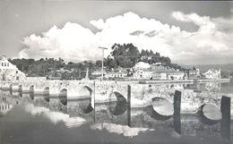 1961 , GALICIA , PONTEVEDRA , LA RAMALLOSA - PUENTE ROMANO , CIRCULADA - Pontevedra