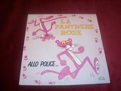ALLO POLICE °°  BO  DU FILM  LA  PANTHERE ROSE - Musique De Films