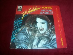 MICHAEL SEMBELLO  ° MANIAC °°  BO  DU FILM  FLASHDANCE - Soundtracks, Film Music