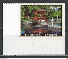 USA. Scott # 5156 MNH. Lili Uokalani Gardens High Value 2017 - United States