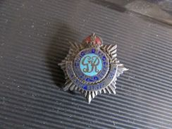 WW2 Royal Army Service Corp Sweetheart Pin - 1939-45