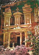 PETRA - The Treasury (Al Khazneh) - Jordanie