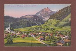 Obwald - LUNGERN Und Das Wilerhorn - OW Obwalden