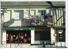 Aubigny Sur Néré , Cher, Le Cinéma Atomic , Série Cinéma D' Hier Et D'aujourd' Hui , 2014 , Tirage Limité, Dos Noir Fant - Aubigny Sur Nere