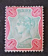 VICTORIA 1892/99 - NEUF * - YT 48 - Inde (...-1947)