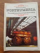 The Romance Of Steam Northumbria - The World's First Passenger Steam Railway - Livres, BD, Revues