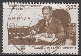 INDIA     SCOTT NO. 1008    USED     YEAR  1983 - Inde