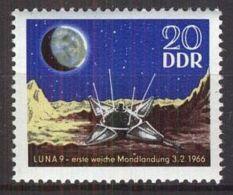 DDR 1966 Mi-Nr. 1168 ** MNH - Ungebraucht