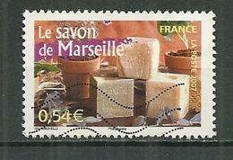 FRANCE Oblitéré 4101 Le Savon De Marseille - Francia