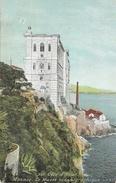 Côte D'Azur, Monaco, Le Musée Océanographique - Edition L.V. & Cie - Carte Aqua-Photo Non Circulée - Oceanografisch Museum