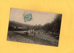 D0508 - Vue Champêtre à GILLONNAY - 38 - France