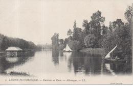 9 - L'Orne Pittoresque - Environs De Caen - Allemagne ( Fleury Sur Orne ) - France