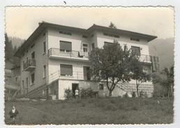 FOTO  CARTOLINA   EDIFICIO  DA  IDENTIFICARE (RETRO  BIANCO)           (NUOVA) - Cartoline