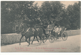 MONTENEGRO - S.M. Le Roi Nikola I, Et Le Prince Danilo - Montenegro