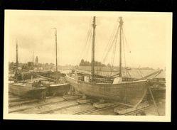 Rupelmonde  : Chantier Naval De Rupelmonde , Ste Ame  -  Ateliers - Kruibeke