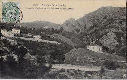 Thiers - Chapelle St-Roch Et Les Rochers De Margeride - Thiers