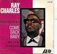 45 TOURS RAY CHARLES -- GREEBACKS - Jazz