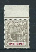 Mauritius Stamp Mnh Sg175 Top Value 1r - Mauricio (...-1967)