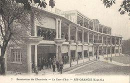 CPA Ris-Orangis Sanatorium Des Cheminots La Cure D'Air - Ris Orangis