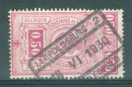"BELGIE - OBP  TR 141 - Cachet  ""LEOPOLDSBURG 2 - BOURG-LEOPOLD"" - (ref. 14.382) - Railway"