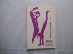 CAMBRAI INSTITUTION NOTRE-DAME DE GRACE LE JONGLEUR DE NOTRE DAME N°57 DECEMBRE 1966 4MAI1967 INAUGURATION DES NOUVEAUX - Religion & Esotérisme