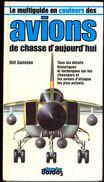 Le Multiguide En Couleurs Des Avions De Chasse D'aujourd'hui. - Avion