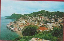 St. George's GRENADA - West Indies  The Spice Island - Grenada
