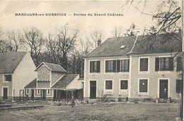 CPA Marolles-en-Hurepoix Ferme Du Grand Château - France