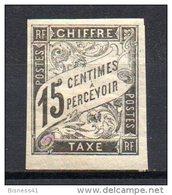 1/ Colonies Générales Taxe N° 7  Neuf  XX   Cote  : 32,00 € , Disperse Trés Grosse Collection ! - France (ex-colonies & Protectorats)