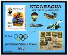 Olympische Spelen  1980 ,Paraguay - Summer 1980: Moscow