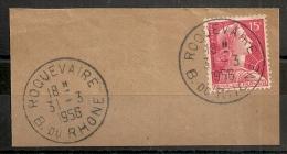 ROQUEVAIRE Bouche Du Rhone Sur Fraguement. - 1921-1960: Periodo Moderno
