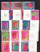 Africa 1967 Omnibus SetUnion Africaine Et Malgache Des Postes Et Telecommunications 15v ** Mnh (36590) - Postzegels