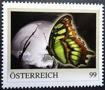 8115426 - PM - PERSONALISIERTE MARKE - BUTTERFLY - SCHMETTERLING - POSTFRISCH ** - Österreich