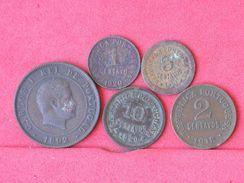 PORTUGAL    - 5 COINS     - (Nº10375) - Portugal