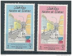 Qatar - 1985 - Série Semaine Du Trafic Routier Pour Les Etats Du Golfe Arabe - N/O - Qatar
