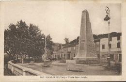 Pierrefeu (83 -  Var) Place Jean Jaurès - Other Municipalities
