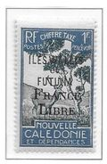 WALLIS ET FUTUNA  TAXE N°34 - FRANCE LIBRE - NEUF * * LUXE - Portomarken