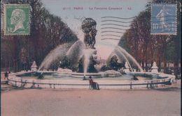 CPA Paris La Fontaine Carpeaux - R. MOREAU - RECP 22999 - Parques, Jardines