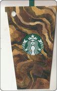 Schweiz  Starbucks Cup Frappuschino 2016 - Gift Cards