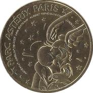 60 PLAILLY PARC ASTERIX MÉDAILLE MONNAIE DE PARIS 2017 JETON TOKEN MEDAL COIN - Monnaie De Paris
