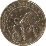 60 PLAILLY PARC ASTERIX FALBALA MÉDAILLE MONNAIE DE PARIS 2017 JETON TOKEN MEDAL COIN - Monnaie De Paris